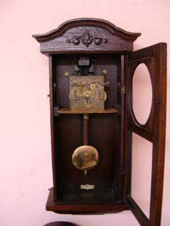 Before Restoration Clockworks Completed Job